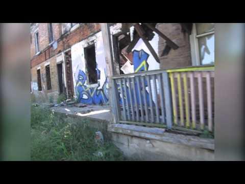 Abandoned Howell Street - Camden, NJ
