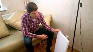 видео Кварцевый обогреватель для дома: отзывы, плюсы и минусы, принцип работы