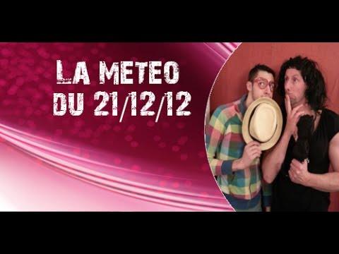 LeTekanDélireLive | La météo Fin du monde du 21/12/12