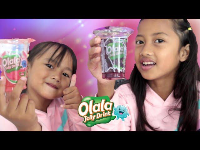 ALMARA Haus dan Lapar, Saatnya OLALA Jelly Drink | Drama Anak Almara