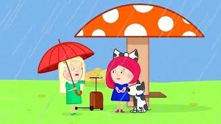 Смарта и Чудо-сумка - Новая серия! Что такое радуга? 🌈 Развивающие мультики для детей