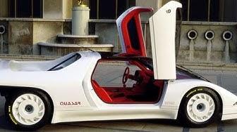 #3460. Peugeot quasar 1984 (Prototype Car)