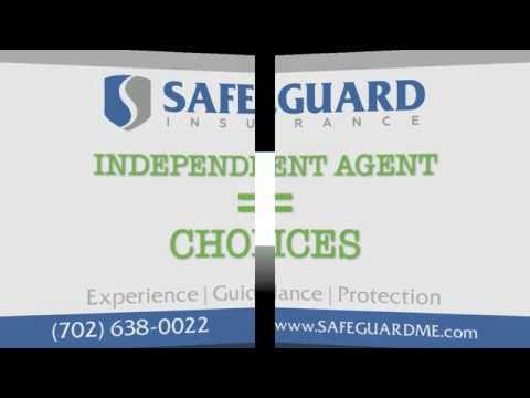 Insurance Choices!  Independent Insurance Agents Provide Consumer Choice