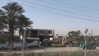 Driving Upper Egypt