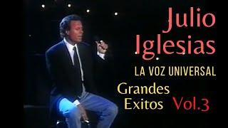 Julio Iglesias Grandes Exitos Vol.3 en directo