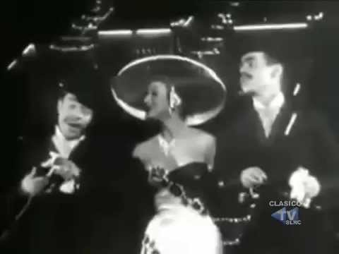 PELICULA  - DOS FANTASMAS Y UNA MUCHACHA (1957)