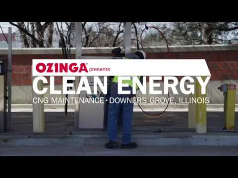 Clean Energy - CNG Maintenance
