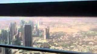 Burj Khalifa Observatory Deck - 124th Floor