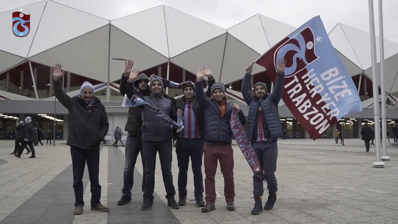 Trabzonspor Galatasaray maçının öyküsü Medical Park Arena
