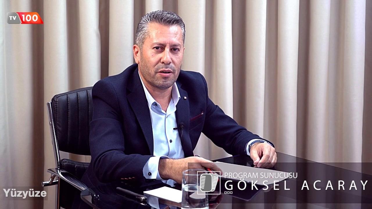 Yüzyüze Programı 02 Kasım 2016 Akparti Çanakkale İl Başkanı Yeşim KARADAĞ