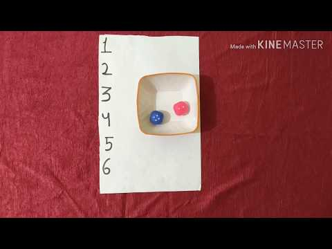 One Minute Game With Dice For Ladies Kitty Party