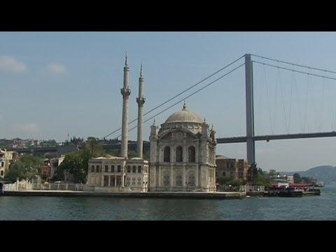 Turquie Istanbul a la croisée de l'Occident et de l'Orient  ville fascinante