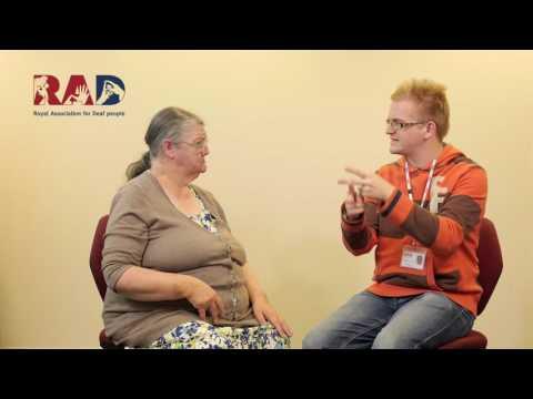 Royal Association for Deaf people (RAD): Social Care Case Study
