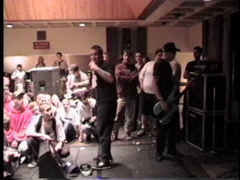 Sheer Terror - (Middlesex College) Middlesex,Nj 11.12.93