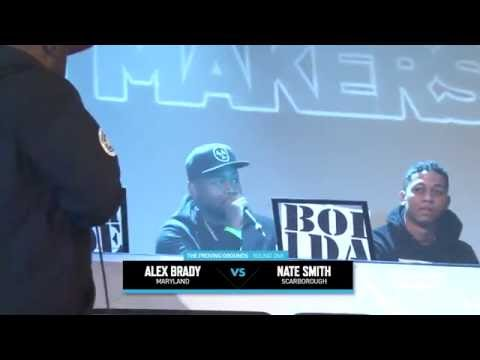 Battle of the Beat Makers 2015 - Part 2 (Boi-1da, Southside & Lil' Bibby)