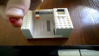 (Урок) Механизм на прокачку: Лего сейф + Головоломка (RUS)
