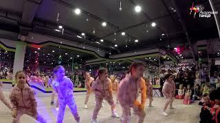 """Dance Mix. Начинающая группа. Новый год в """"Академии Танца"""""""