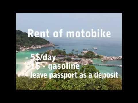 Ko Tao Island, Thailand travel tips