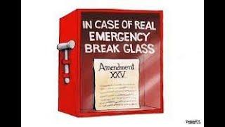 President & Vice Presidential Succession - 25th Amendment - Save Our Republic! #85