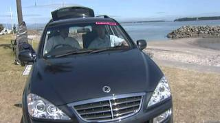 Ssangyong Kyron Review, Sheaff Vehicles Tauranga