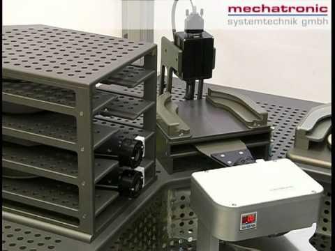 end effector change station mechatronic systemtechnik. Black Bedroom Furniture Sets. Home Design Ideas
