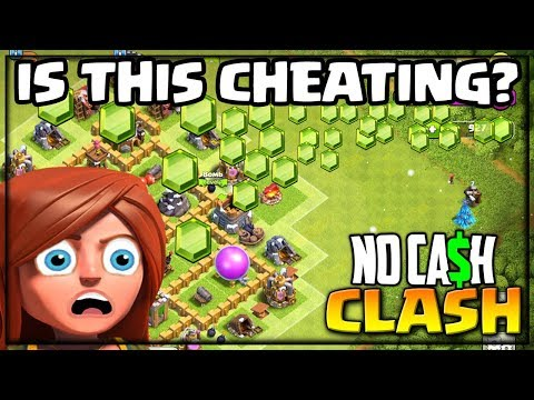Did I CHEAT? Clash Of Clans No Cash Clash Episode 10!