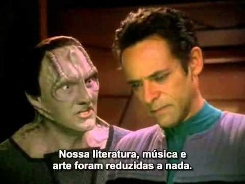 Star Trek DS9 - What You Leave Behind - Garak and Bashir last scene