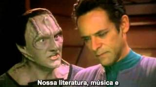 Star Trek DS9 - What You Leave Behind - Garak and Bashir last scene