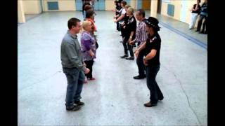 JUNGLE FREAK Line Dance - compte et danse