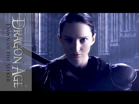 Dragon Age Dawn Of The Seeker Movie Seether Music Video Youtube