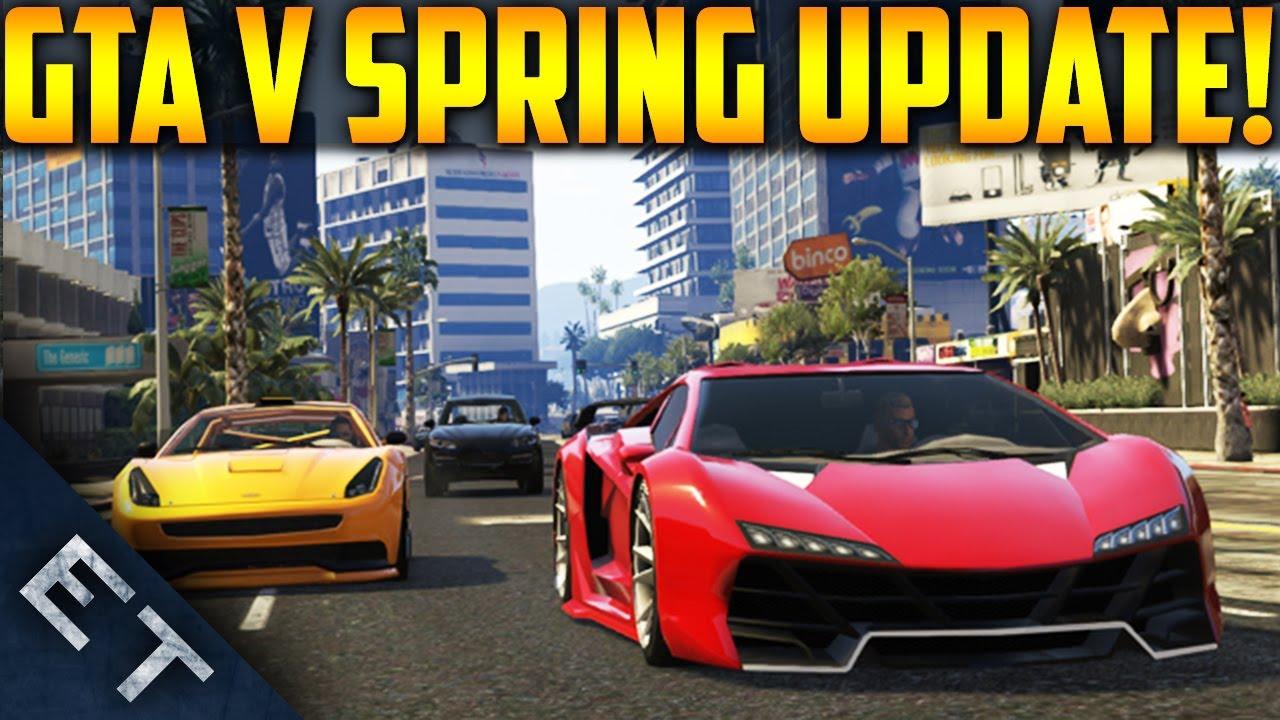 GTA 5 Online DLC - HEISTS RELEASE DATE, NEW CARS ...