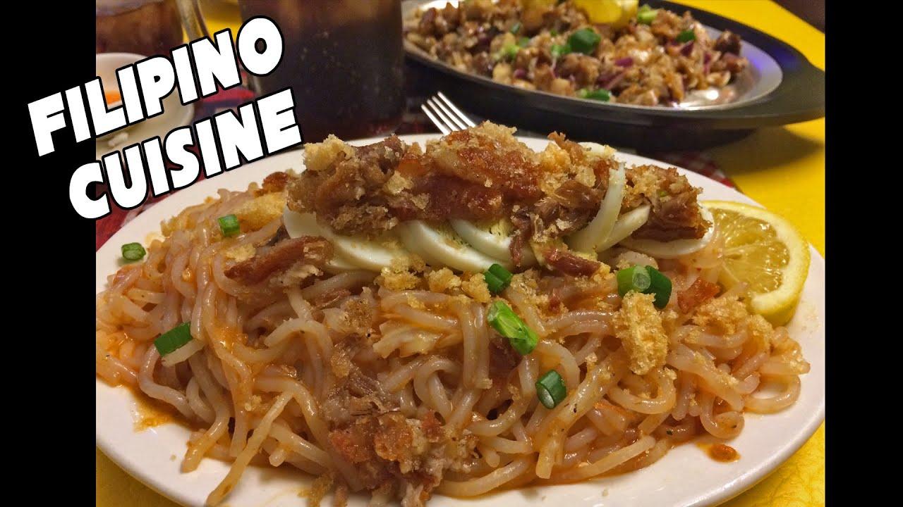Authentic Filipino Restaurant Inay S Kitchen In Ocoee Florida Youtube