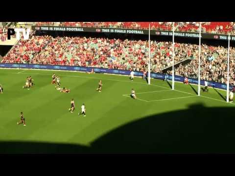 Port Adelaide v Norwood SANFL Grand Final highlights, 2014