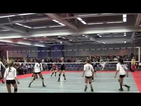 Power League Qualifier - Vision Gold 15-1 vs. Palo Alto Elite 15-1 (Set 1)