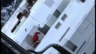 Grecia. Affonda Yacht da 60 metri. Il salvataggio - 60 mt Yacht sinks. The rescue