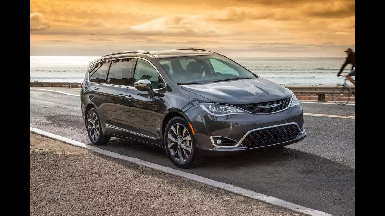 2018 Chrysler Pacifica Touring L Interior And Exterior Review