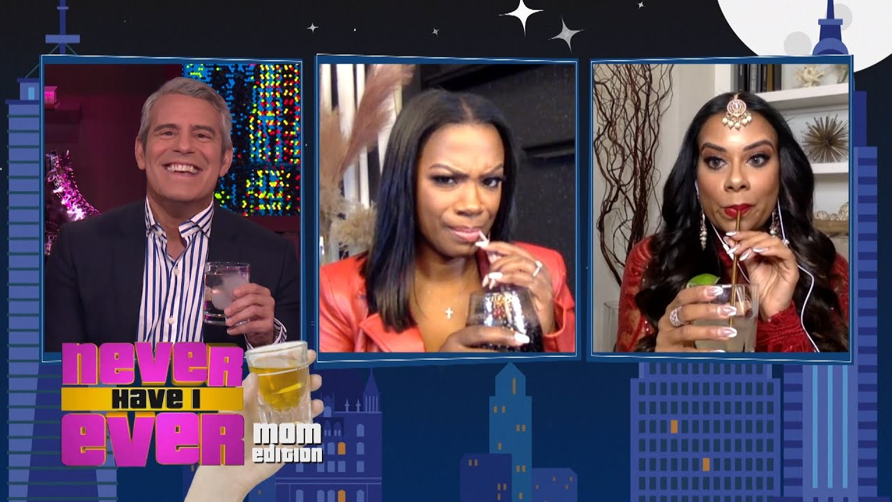 Did Mamma Joyce Ever Stop Kandi Burruss from Seeing a Guy? | WWHL