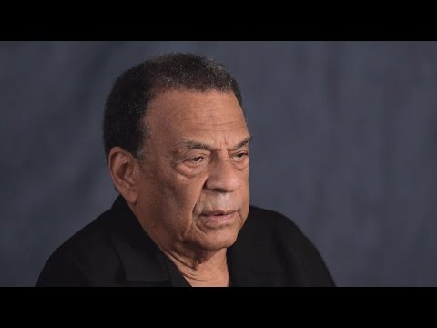 Ambassador Andrew Young on the Work and Legacy of Rev. Dr. Martin Luther King, Jr.