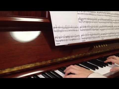 明日に架ける橋 ピアノ / サイモン&ガーファンクル ~大人のピアノ~