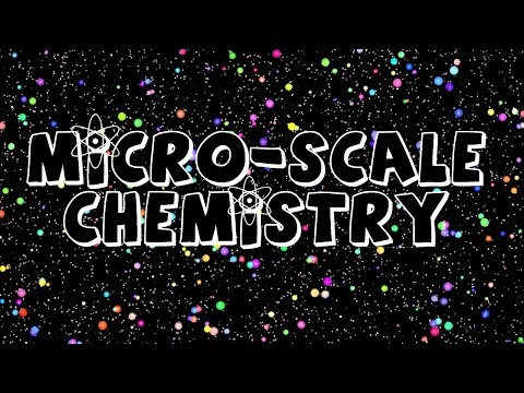 Micro-Scale Chemistry