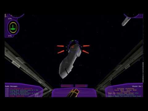 Star Wars X-Wing Alliance - Defend Shipyard (Full Gameplay)