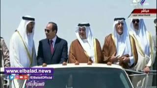 أحمد موسى: مساحة قاعدة نجيب العسكرية أكبر من مساحة قطر.. فيديو