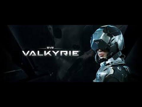 Eve Valkyrie Oculus Rift