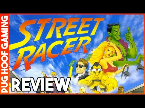Street Racer Review - Is Street Racer One Of The Best SNES Racing Games?