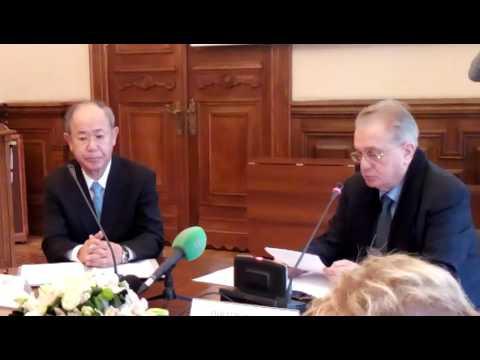 Эрмитаж и Nippon Television Network Corporation подписали Соглашение (3)