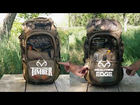 Whitetail Caddy Pack In Realtree Camo | Nexgen Outfitters