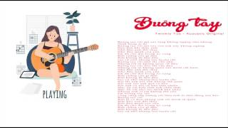 [Lyric] 1Hour: Buông Tay (Letting Go) - Twinkly Tus - Acoustic Original