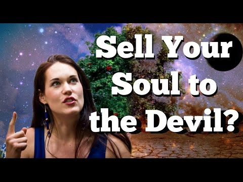 How to Sell Your Soul to The Devil (or not) - Teal Swan -