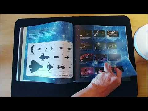 "Babylon 5 at Twenty - 10""x10"" Sample Books"