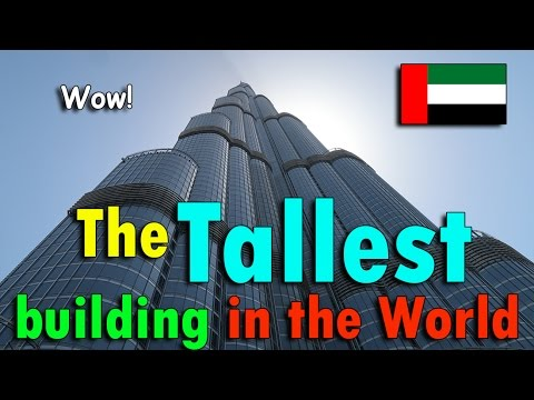 TALLEST BUILDING IN THE WORLD | April 24th, 2017 | Vlog #93